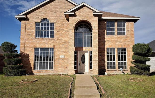2620 Spring Rain Drive, Mesquite, TX 75181 (MLS #14065665) :: RE/MAX Town & Country