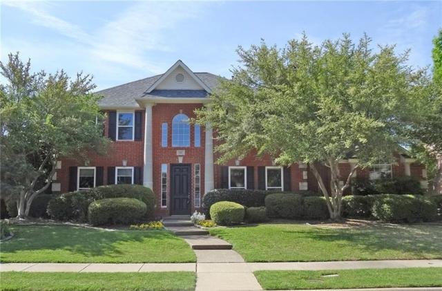 805 Crane Drive, Coppell, TX 75019 (MLS #14065684) :: RE/MAX Town & Country