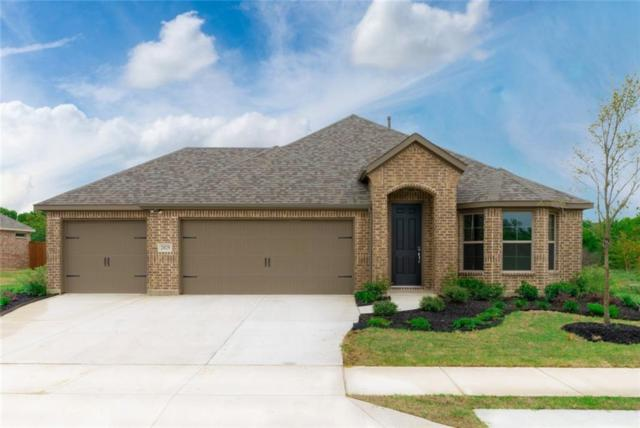 2029 Angus Drive, Little Elm, TX 75068 (MLS #14065715) :: RE/MAX Town & Country