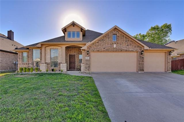 1012 Tara Drive, Burleson, TX 76028 (MLS #14065741) :: The Chad Smith Team