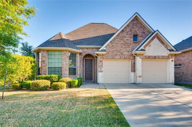 824 Lake Grove Drive, Little Elm, TX 75068 (MLS #14065839) :: RE/MAX Town & Country