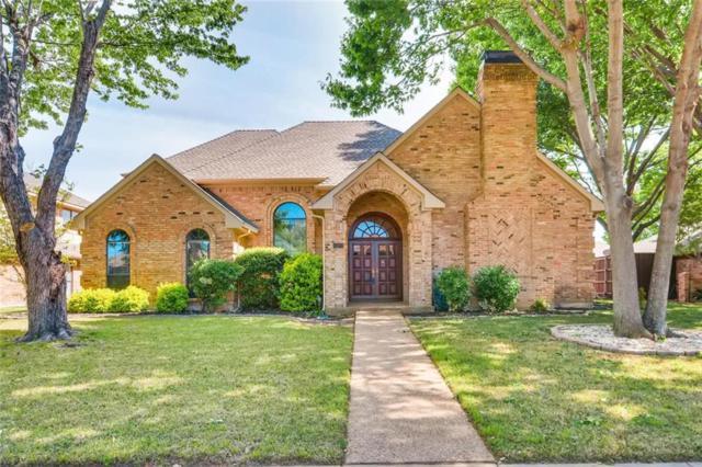 5922 Buffridge Trail, Dallas, TX 75252 (MLS #14065850) :: RE/MAX Town & Country