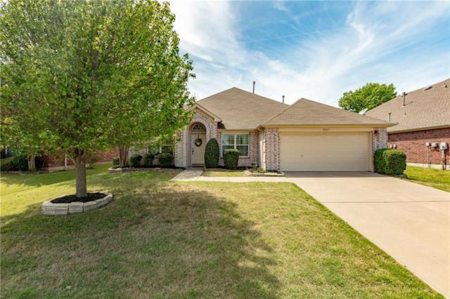 3167 Kingswood Court, Mansfield, TX 76063 (MLS #14065868) :: Baldree Home Team