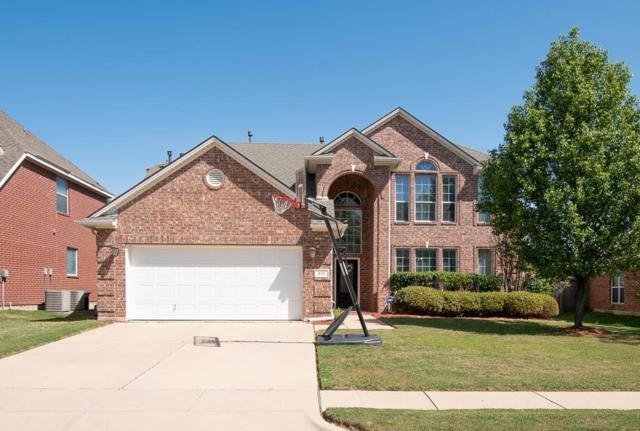 811 Huebner Way, Burleson, TX 76028 (MLS #14065885) :: The Mitchell Group