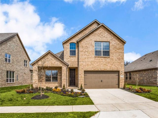 1901 Angus Drive, Little Elm, TX 75068 (MLS #14065911) :: RE/MAX Town & Country