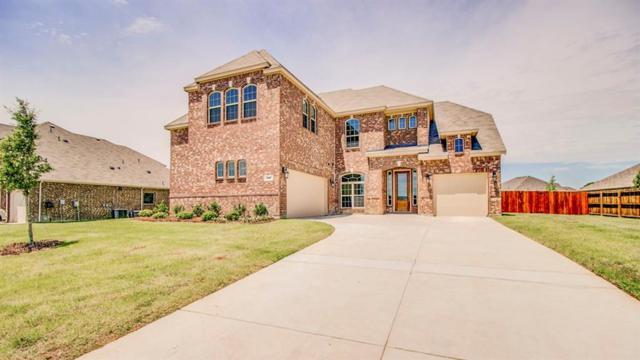 616 Woodridge Drive, Oak Point, TX 75068 (MLS #14065943) :: The Real Estate Station