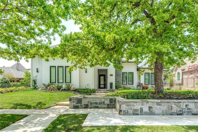 6706 Vines Court, Colleyville, TX 76034 (MLS #14065957) :: Team Hodnett