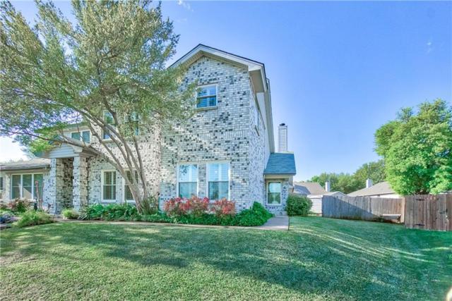 410 Crowe Drive, Euless, TX 76040 (MLS #14065998) :: The Heyl Group at Keller Williams