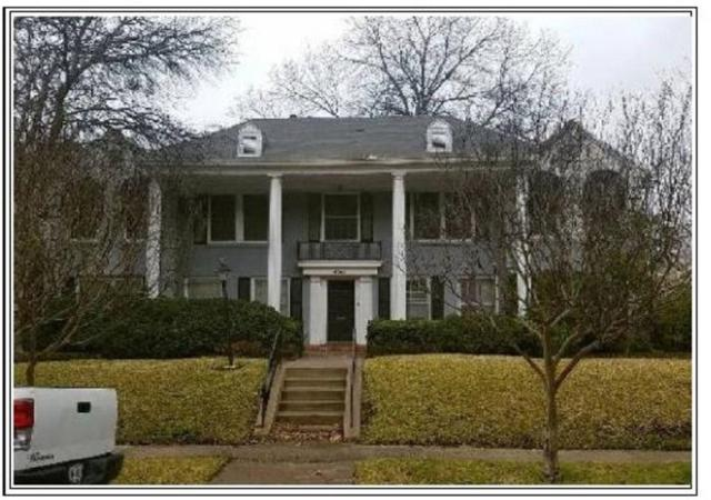4518 Roland Avenue, Highland Park, TX 75219 (MLS #14066024) :: Van Poole Properties Group