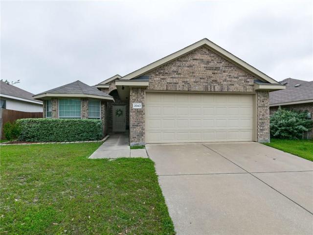 2043 Moonlight Trail, Heartland, TX 75126 (MLS #14066064) :: Roberts Real Estate Group