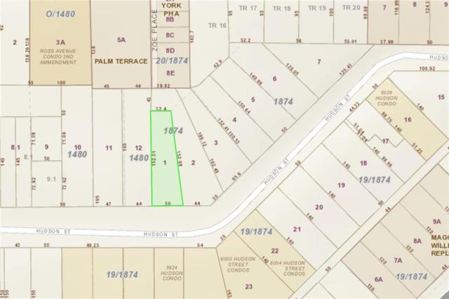 5925 Hudson Street, Dallas, TX 75206 (MLS #14066065) :: Robbins Real Estate Group
