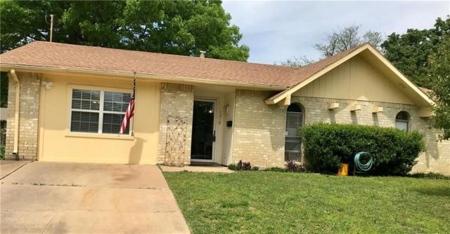 1219 Brownwood Drive, Lewisville, TX 75067 (MLS #14066069) :: The Heyl Group at Keller Williams