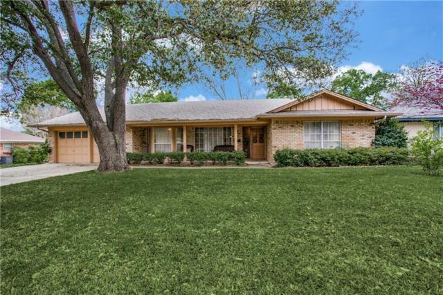 7244 Martha Lane, Fort Worth, TX 76112 (MLS #14066073) :: The Heyl Group at Keller Williams