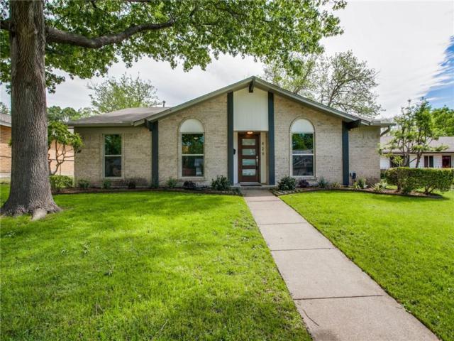 429 Beverly Drive, Richardson, TX 75080 (MLS #14066099) :: Kimberly Davis & Associates