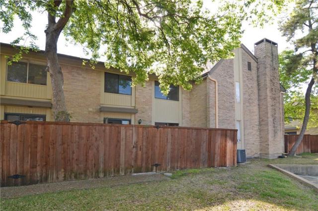2626 Custer Parkway C, Richardson, TX 75080 (MLS #14066102) :: Team Hodnett