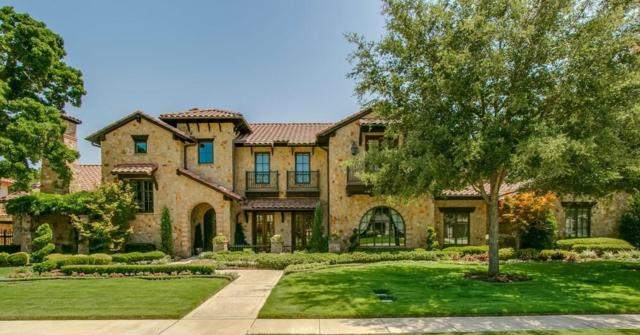 2509 Highland Park Court, Colleyville, TX 76034 (MLS #14066112) :: RE/MAX Town & Country