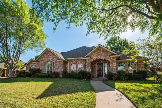 1107 Mockingbird Lane, Keller, TX 76248 (MLS #14066198) :: Frankie Arthur Real Estate