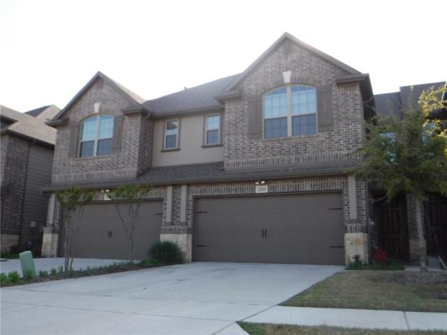 2213 Caniesto Street, Plano, TX 75074 (MLS #14066268) :: RE/MAX Landmark