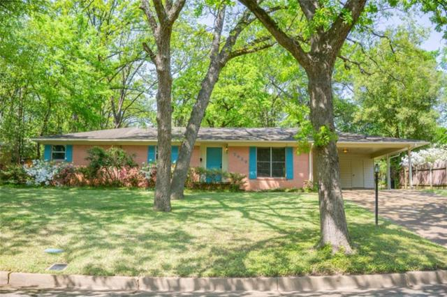 2929 Dinah Lane, Tyler, TX 75701 (MLS #14066325) :: RE/MAX Pinnacle Group REALTORS