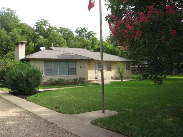 4441 Southcrest Road, Dallas, TX 75229 (MLS #14066353) :: RE/MAX Town & Country