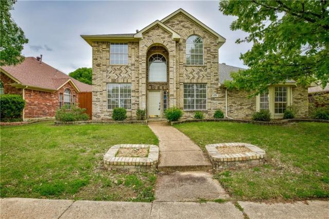 9018 Woodlake Drive, Rowlett, TX 75088 (MLS #14066355) :: RE/MAX Town & Country