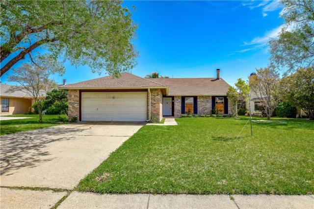2816 Tedlow Trail, Mesquite, TX 75150 (MLS #14066362) :: The Chad Smith Team