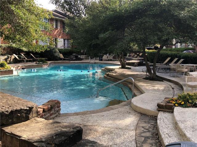 3017 Mahanna Springs Drive 3017B, Dallas, TX 75235 (MLS #14066497) :: RE/MAX Town & Country