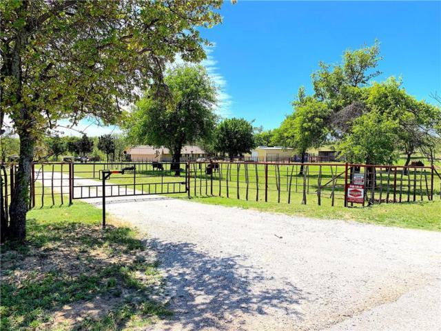 402 Cottonwood Trail, Poolville, TX 76487 (MLS #14066523) :: The Heyl Group at Keller Williams