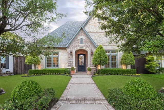 5731 W Amherst Avenue, Dallas, TX 75209 (MLS #14066527) :: RE/MAX Town & Country