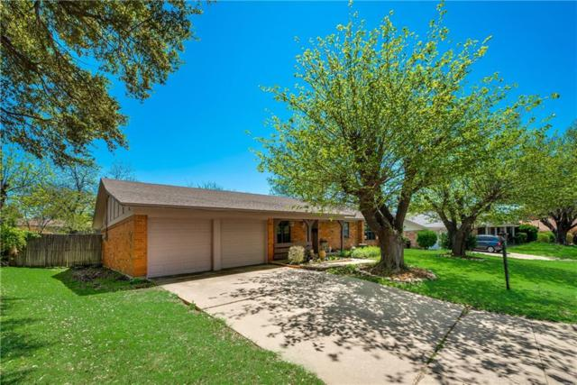 3021 Choctaw Trail, Fort Worth, TX 76116 (MLS #14066599) :: Roberts Real Estate Group