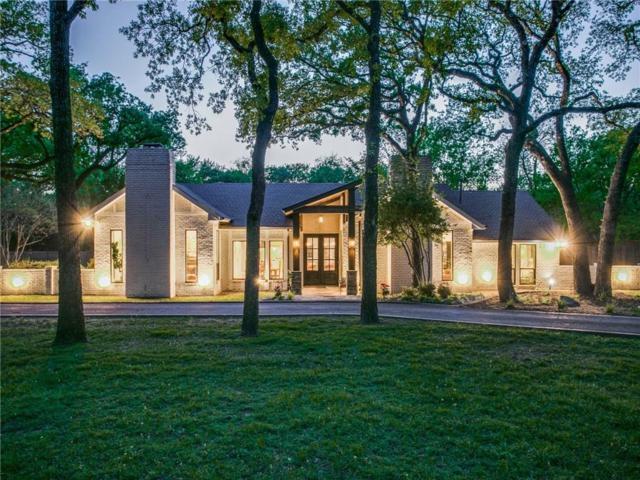 2206 Shadow Creek Court, Southlake, TX 76092 (MLS #14066601) :: Frankie Arthur Real Estate