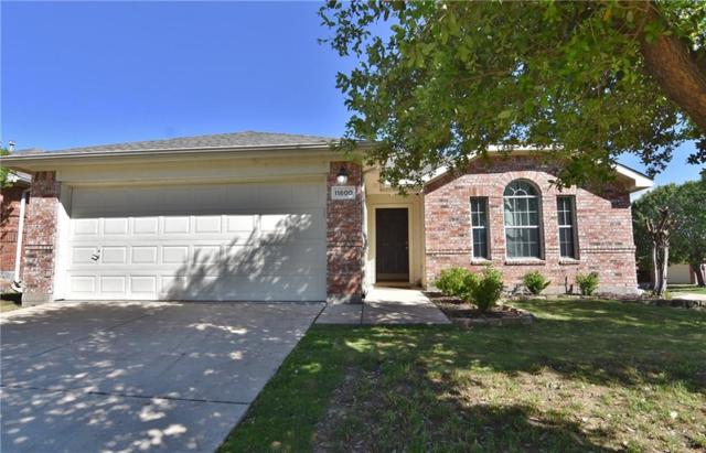 11800 Wispwillow Drive, Fort Worth, TX 76244 (MLS #14066621) :: RE/MAX Landmark