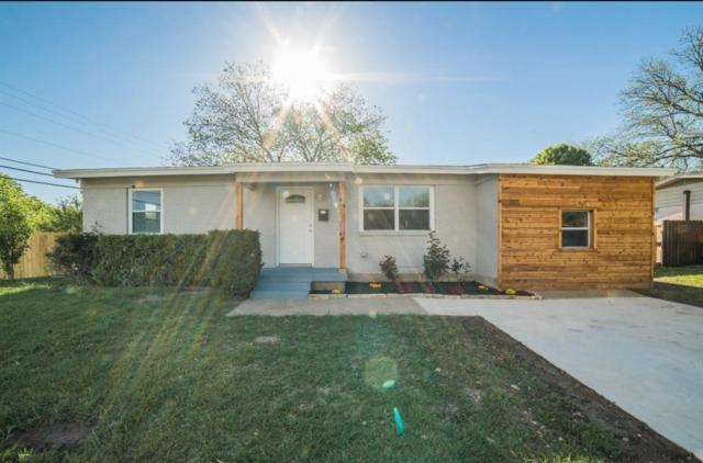9805 San Lea Drive, Dallas, TX 75228 (MLS #14066645) :: RE/MAX Town & Country