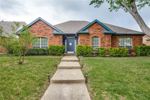 2114 Clearwater Trail, Carrollton, TX 75010 (MLS #14066687) :: The Hornburg Real Estate Group