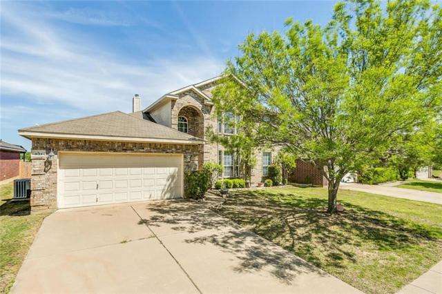 931 Hidden Oaks Drive, Burleson, TX 76028 (MLS #14066706) :: The Hornburg Real Estate Group