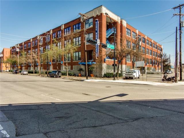 2502 Live Oak Street #127, Dallas, TX 75204 (MLS #14066726) :: Team Hodnett