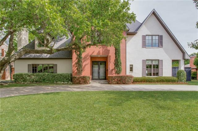 6147 Northaven Road, Dallas, TX 75230 (MLS #14066730) :: Robbins Real Estate Group