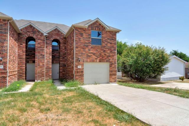 338 Castleridge Drive, Little Elm, TX 75068 (MLS #14066743) :: The Kimberly Davis Group