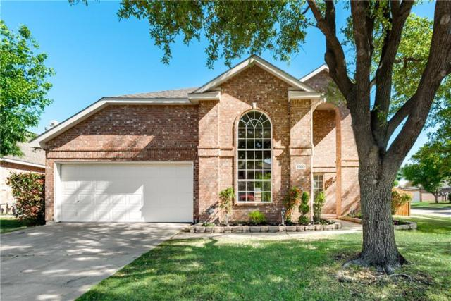 2600 Timberwood Drive, Flower Mound, TX 75028 (MLS #14066770) :: Hargrove Realty Group