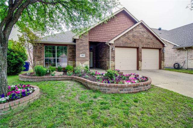 516 Lake Point Drive, Little Elm, TX 75068 (MLS #14066781) :: RE/MAX Town & Country