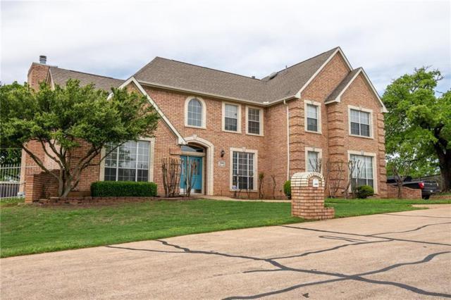 1200 Vera Lane, Kennedale, TX 76060 (MLS #14066817) :: The Hornburg Real Estate Group