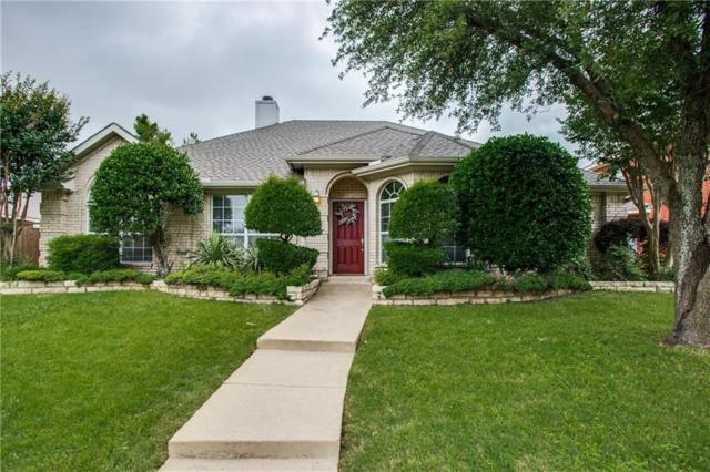 1316 Lochness Drive, Allen, TX 75013 (MLS #14066884) :: The Good Home Team