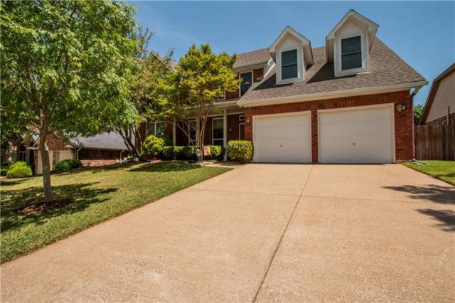 4225 Hallmont Drive, Grapevine, TX 76051 (MLS #14066918) :: Frankie Arthur Real Estate
