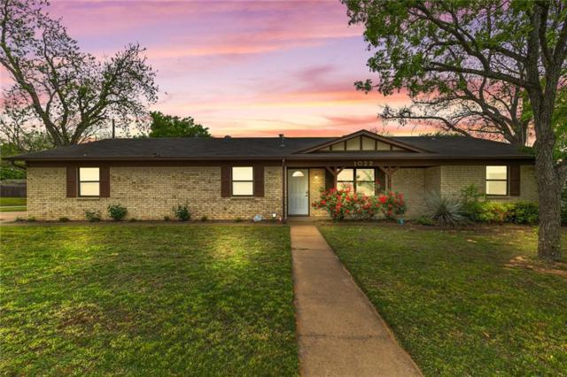 1022 Harbor Lakes Drive, Granbury, TX 76048 (MLS #14066955) :: RE/MAX Town & Country
