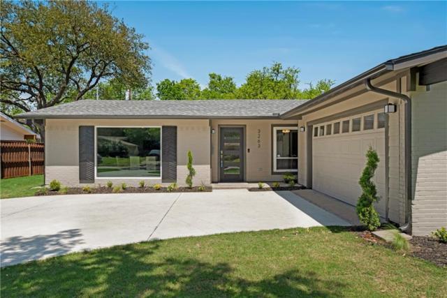 3263 Saint Croix Drive, Dallas, TX 75229 (MLS #14067012) :: RE/MAX Town & Country