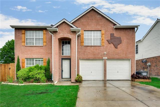 661 Aqua Drive, Little Elm, TX 75068 (MLS #14067013) :: Roberts Real Estate Group