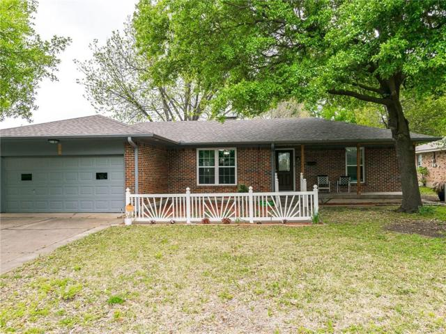 307 Mizell Street, Duncanville, TX 75116 (MLS #14067021) :: Tenesha Lusk Realty Group
