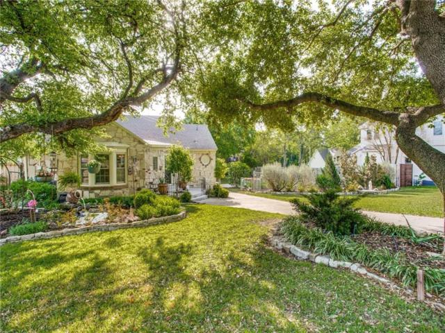 1536 Cedar Hill Avenue, Dallas, TX 75208 (MLS #14067029) :: Van Poole Properties Group