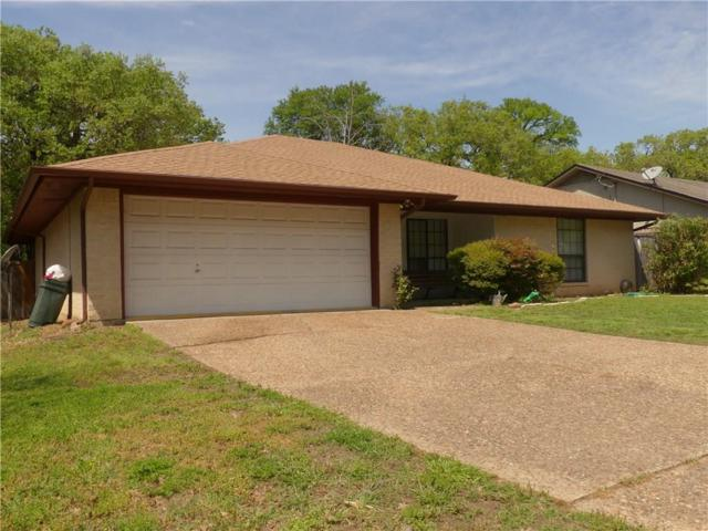 309 Shady Lane, Azle, TX 76020 (MLS #14067031) :: RE/MAX Town & Country