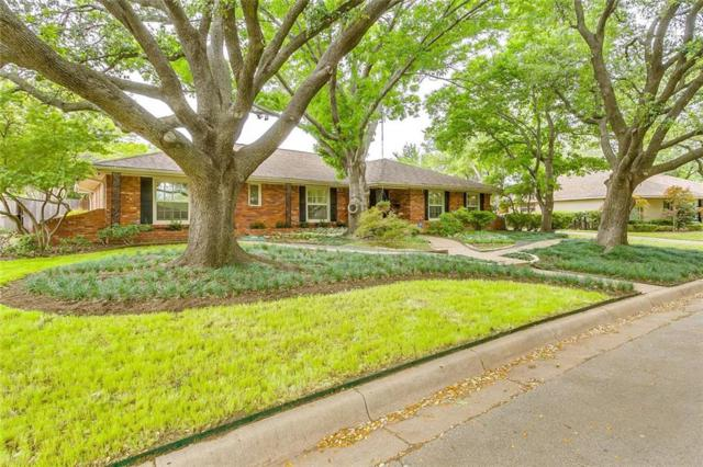 4508 Briarhaven Road, Fort Worth, TX 76109 (MLS #14067062) :: North Texas Team | RE/MAX Lifestyle Property